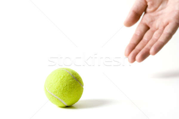 Stock photo: Let's play