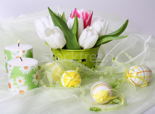 Stock photo: Easter detail