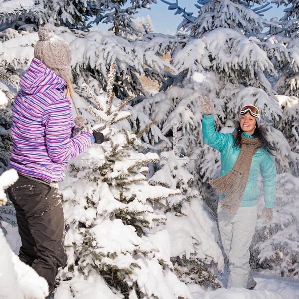 Фото подружек зимой 24 фотография