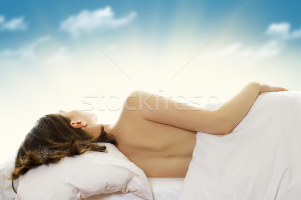 Stock photo: wake up