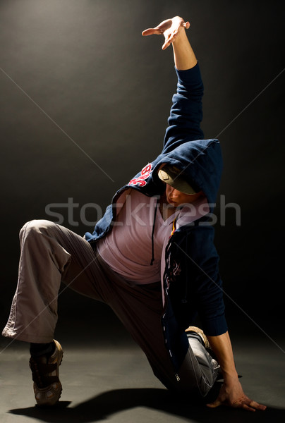 Stock photo: modern dances