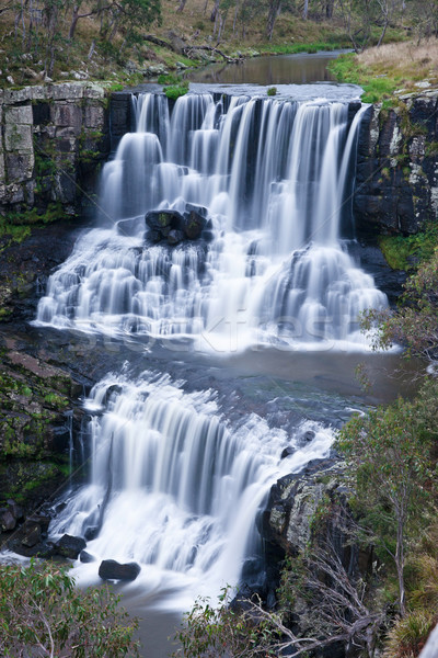 Stock photo: ebor falls waterfall