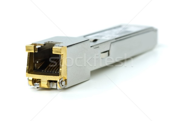 Gigabyte Network Switch on Stock Photo   Gigabit  Copper  Sfp Module For Network Switch    Roman