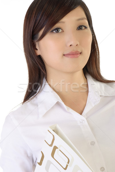 Please Asian Woman Doing 85