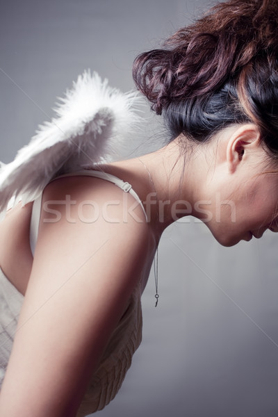 Stock photo: I want to fly away