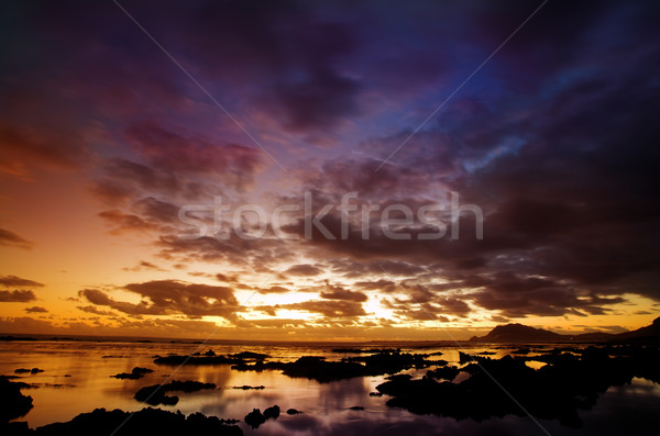 Stock photo: Sea Landscape