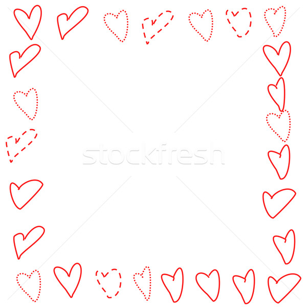black and white valentine heart border Quotes