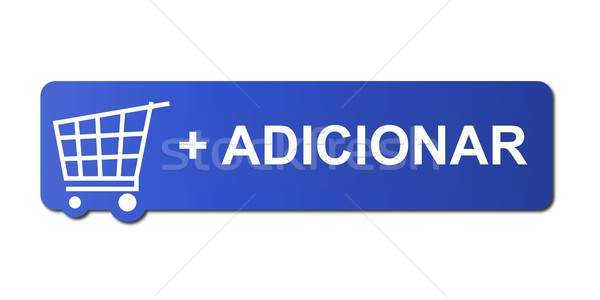 Stock photo: Adicionar Blue