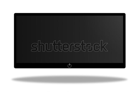 Stock photo: screen