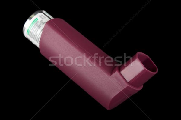 steroid inhaler brown