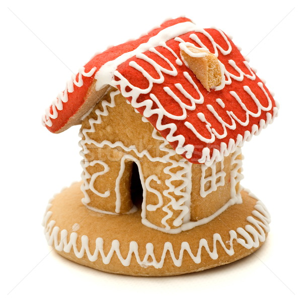 Stock photo: Cookie house