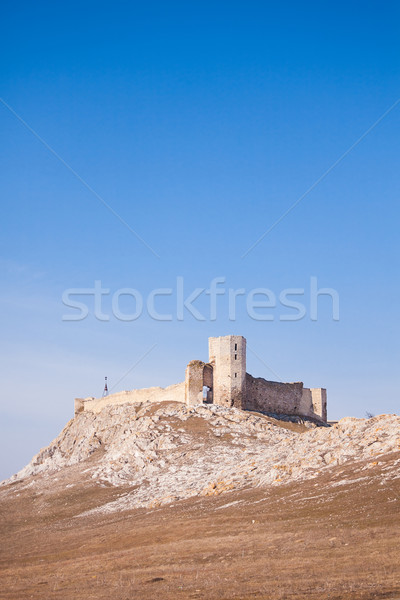 Stock photo: Heracleea fortress