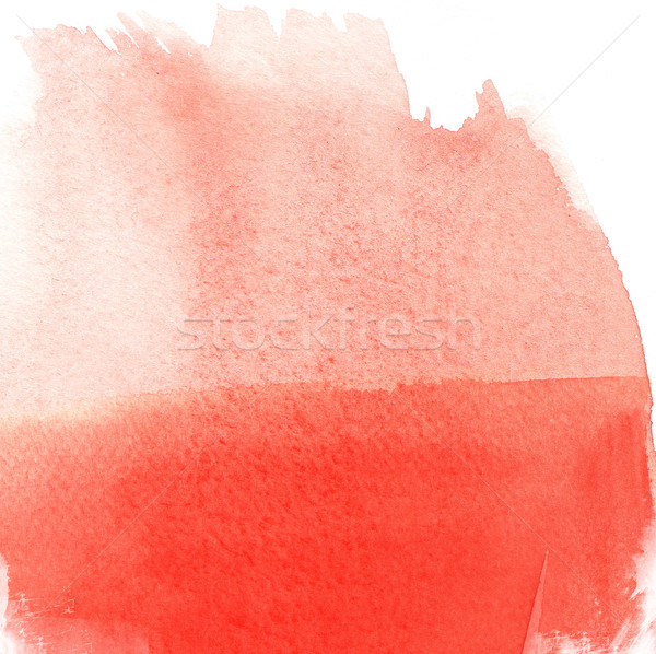 Stock photo: texture watercolor background painting