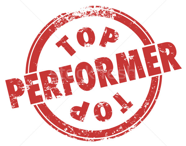 Best results from a worker employee athlete giving a performance for