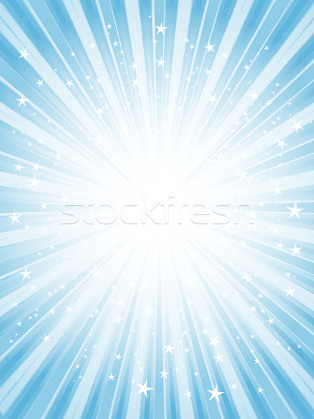 Stock photo: Starburst