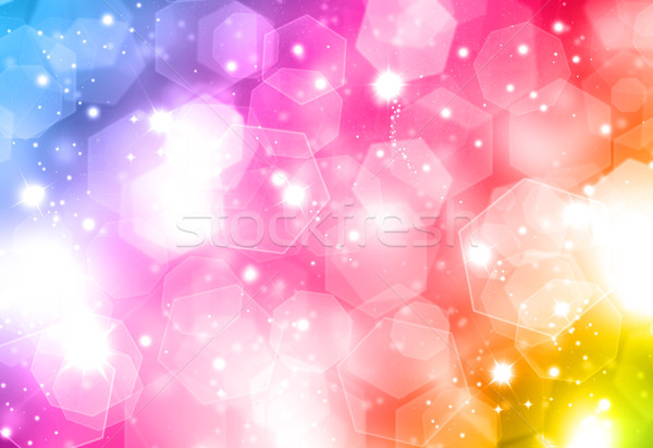 Colourful Christmas background stock photo © Kirsty Pargeter ...
