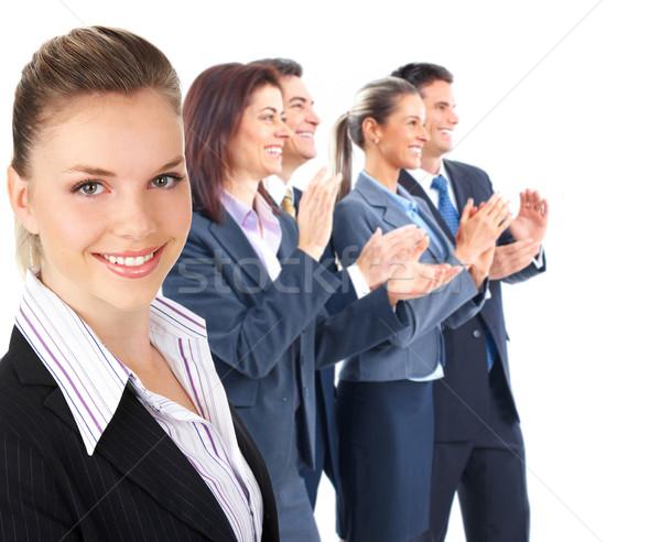 Business people stock photo © Kurhan (#670676) | Stockfresh: stockfresh.com/image/670676/business-people
