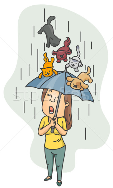 Raining Cats And Dogs Idiom Meaning In Urdu