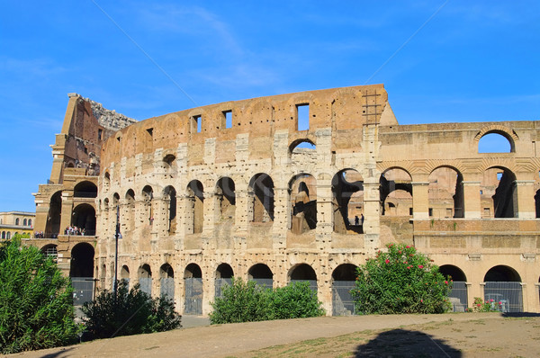 Stock photo: Rom Colosseum 06