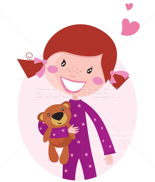 cartoon girl and boy hugging. cartoon girl and oy hugging.