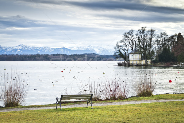 Stock photo: Tutzing