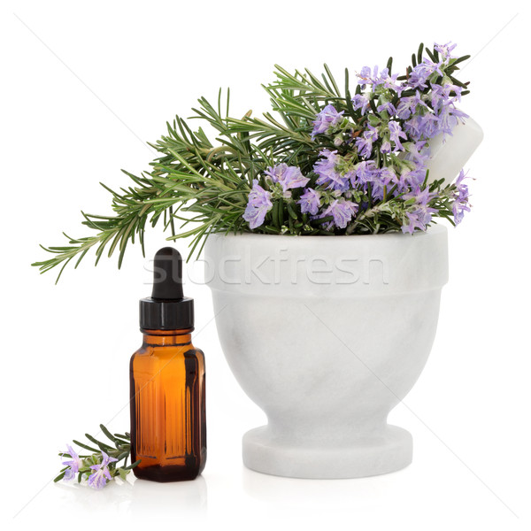 Stock photo: Rosemary Herb Essence
