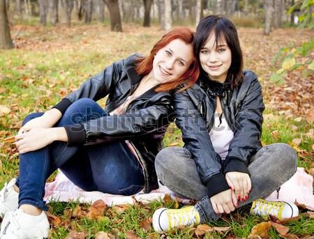 Картинки для девушек осень