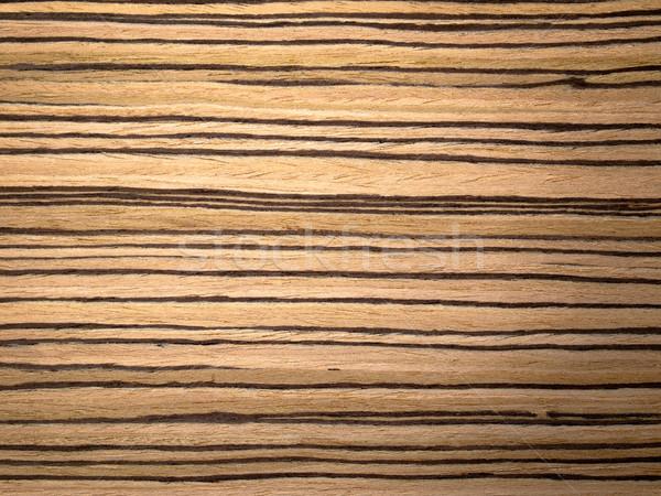 zebrano Wood texture stock photo © Nuttakit Sukjaroensuk (nuttakit ...