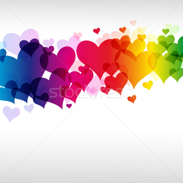 colorful hearts wallpaper image search results