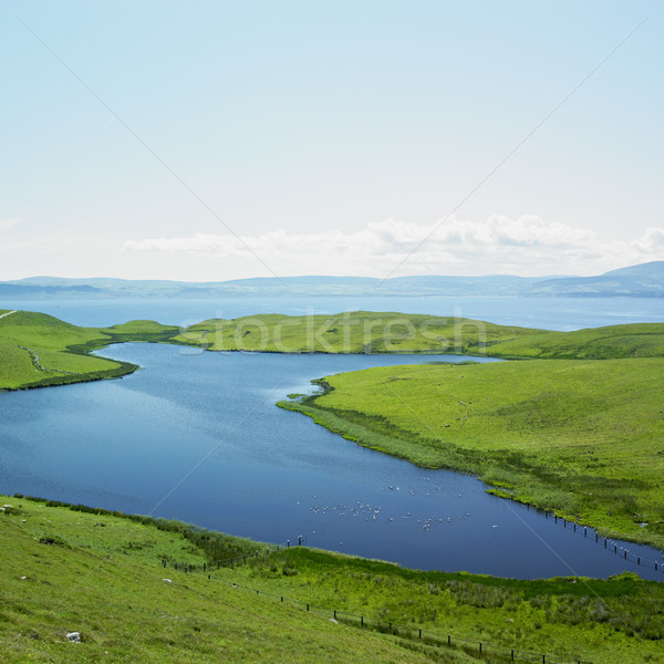 Stock photo: Rathlin Island, County Antrim, Northern Ireland