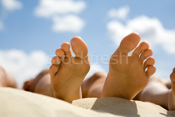 Stock photo: Relaxing