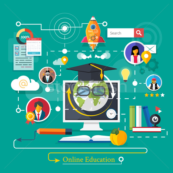 Дизайн образование дистанционно