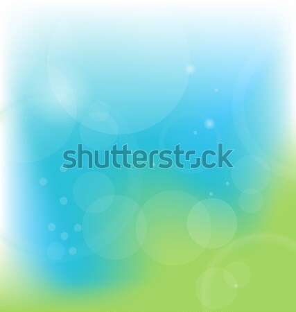 Stock photo: abstract background for design business card