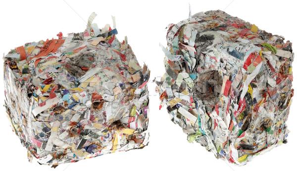 Как сделать брикеты из бумаги своими руками