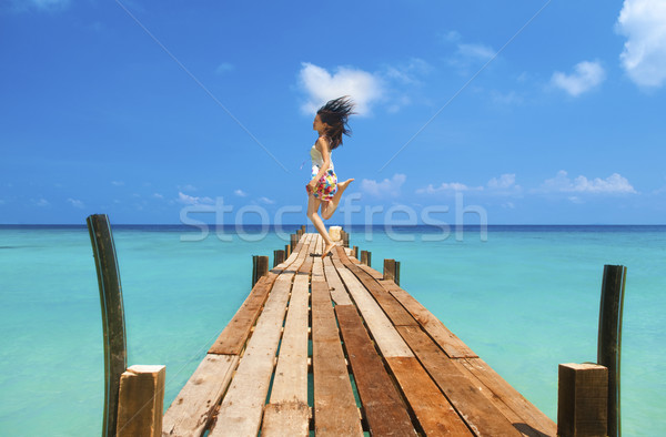 Stock photo: Summer Fun