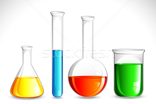 Stock photo: Laboratory Apparatus