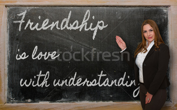 friendship is love essay