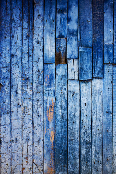 vintage blue wood background - photo #17