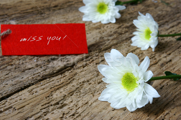 Love background with love you, miss you message, feeling when confession on abstract wooden background, can use on valentine day, mother day or celebrate love day