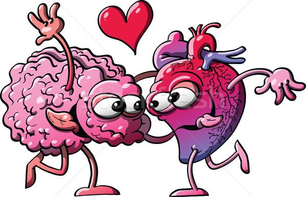 Amar únicamente con el corazón es amar a medias (nota)